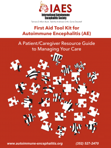 cover 225x300 - Autoimmune Encephalitis Handouts and Fact Sheets