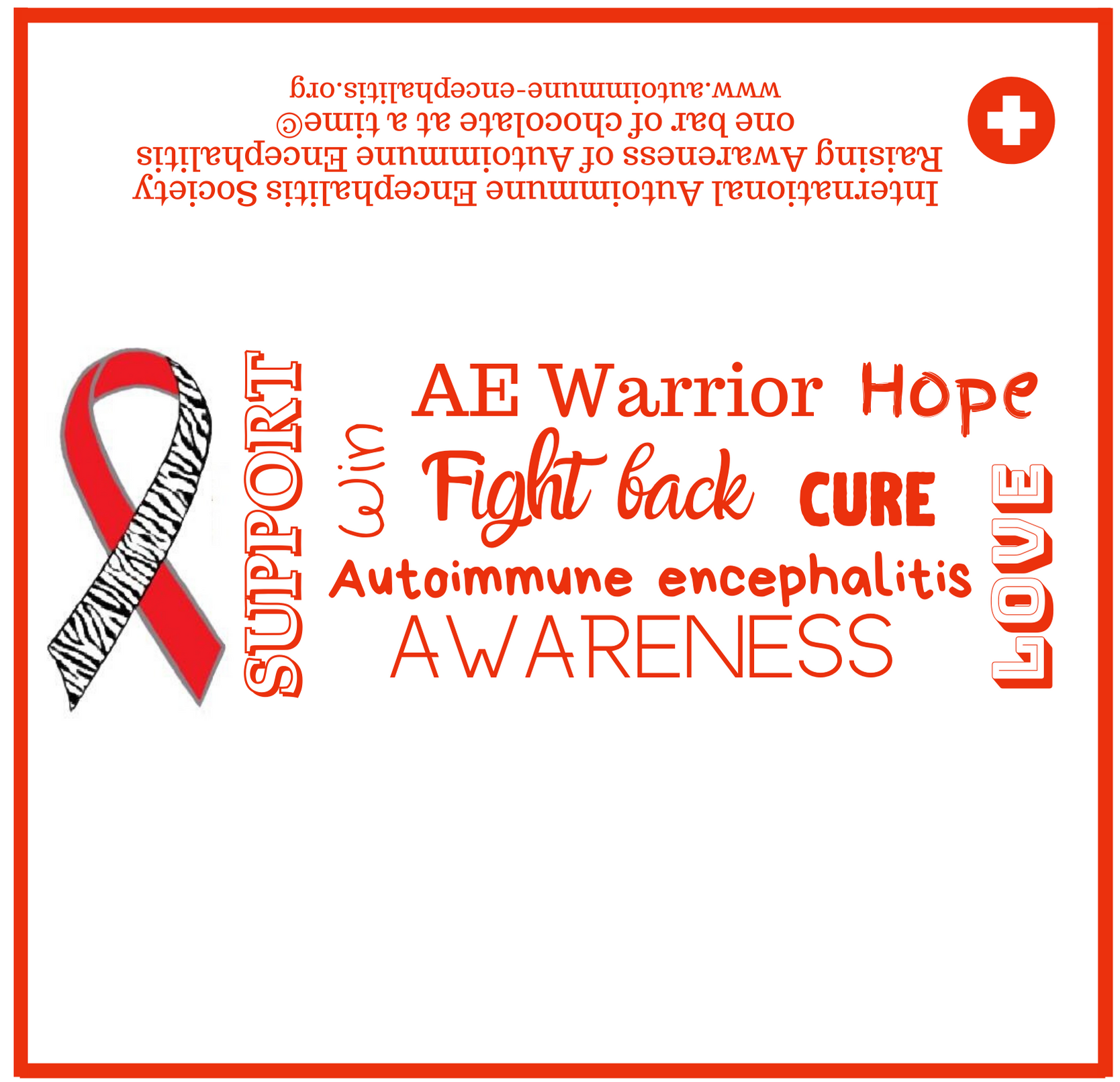 AE awareness  Candy Wrapper 5 9 16  x 5 3 8  - Downloads