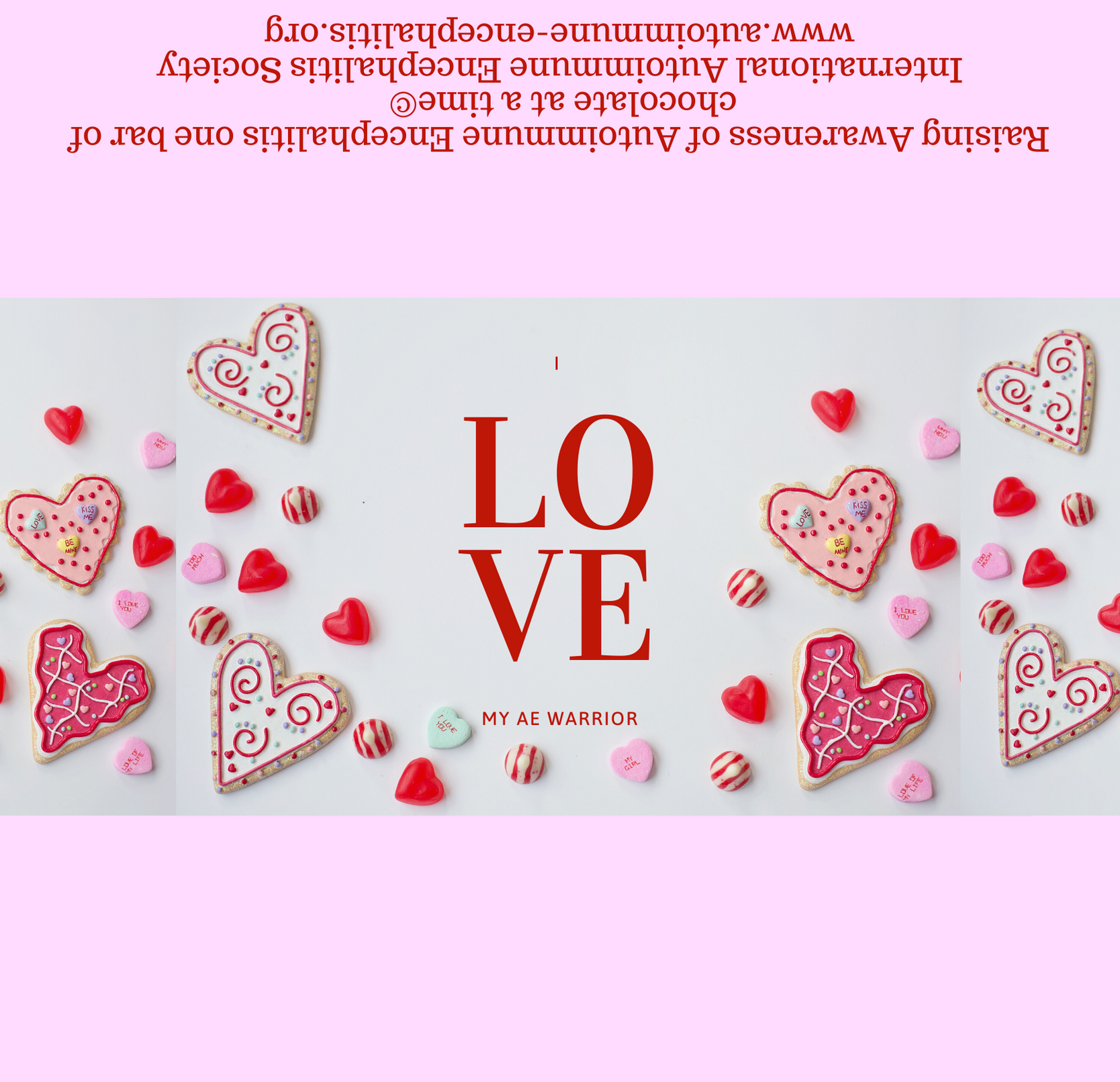I love my AE Warriror Candy Wrapper 5 9 16  x 5 3 8  - Downloads