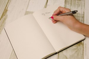 hand writing note 300x200 - Financial Assistance for Medical Bills