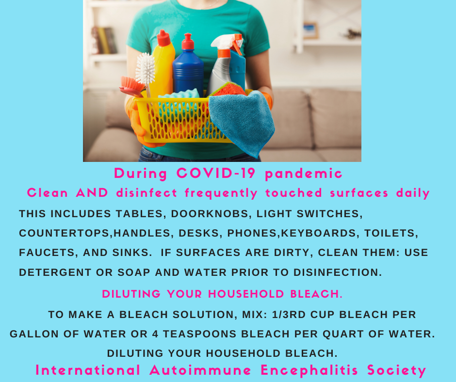 Copy of Clean and Disinfect COVID 19 FB - COVID-19