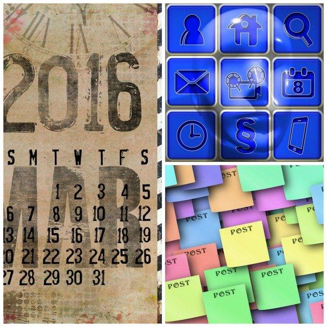 Memory Strategies Collage - Autoimmune Encephalitis Handouts and Fact Sheets