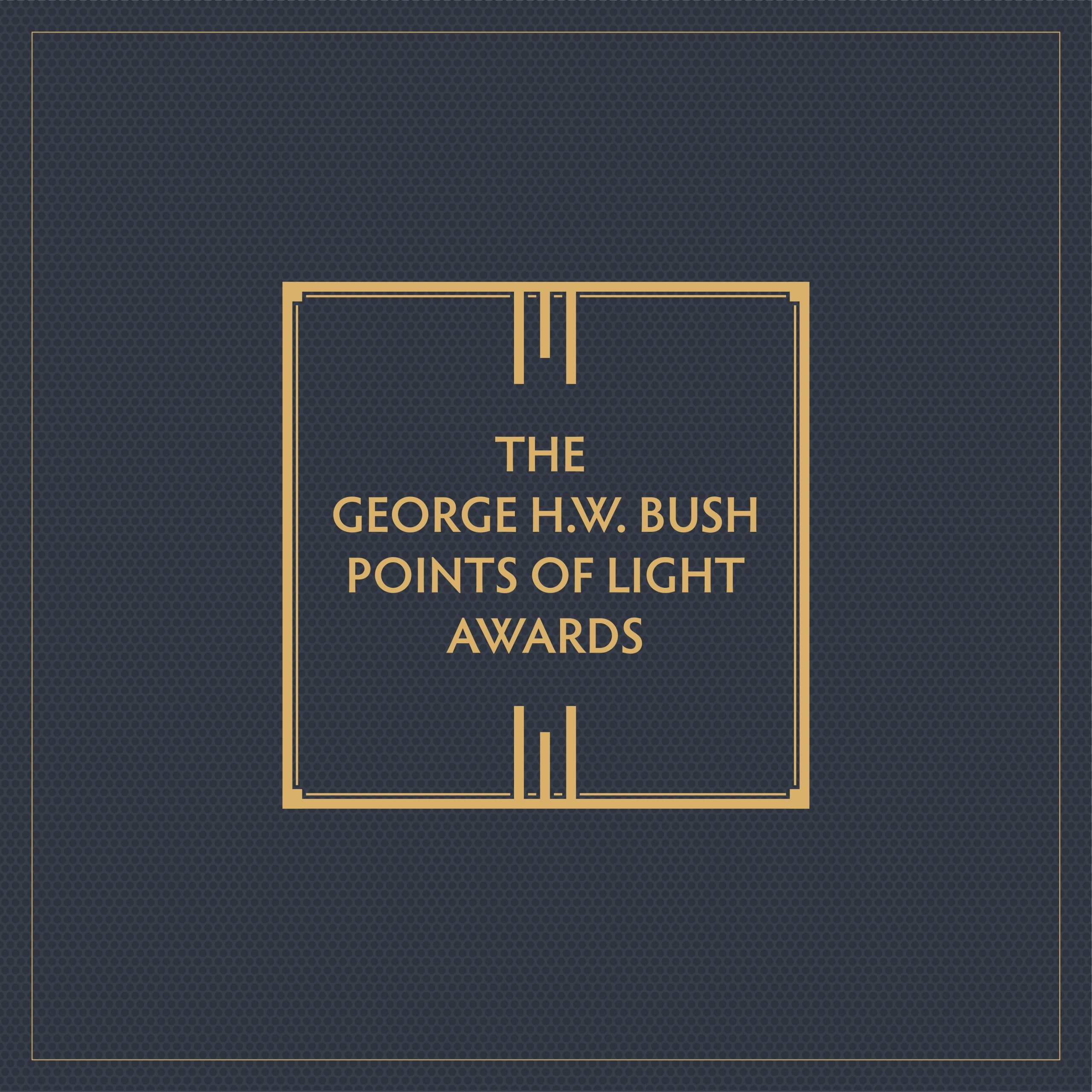 GHWB Social Branding Logo Only SQ George HW Bush points of light honor roll IAES scaled - HOME