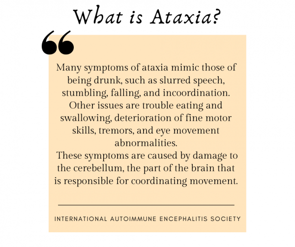 What is Ataxia?